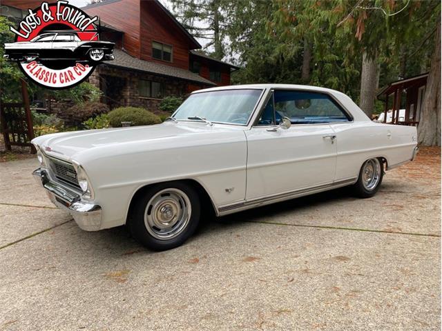 1966 Chevrolet Nova (CC-1531320) for sale in Mount Vernon, Washington