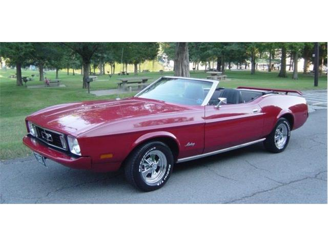 1973 Ford Mustang (CC-1531327) for sale in Hendersonville, Tennessee