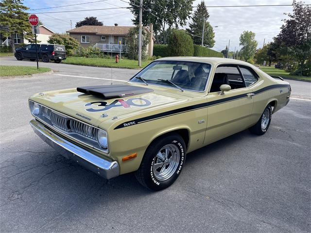1972 Plymouth Duster (CC-1531333) for sale in st-jerome, Quebec