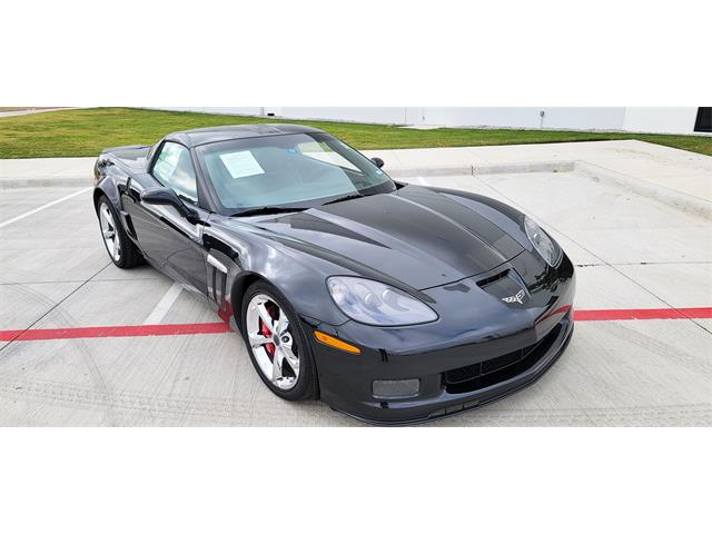 2012 Chevrolet Corvette (CC-1531342) for sale in Fort Worth, Texas