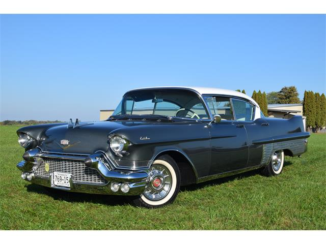 1957 Cadillac Fleetwood 60 Special (CC-1531343) for sale in Watertown , Minnesota