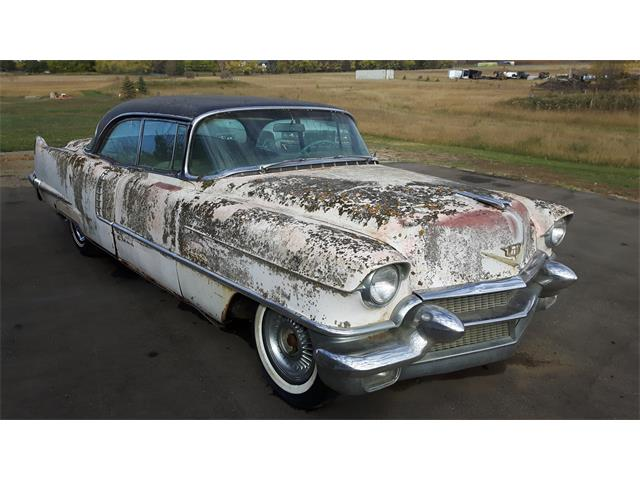 1956 Cadillac Sedan DeVille (CC-1531345) for sale in Grasswood, Saskatchewan