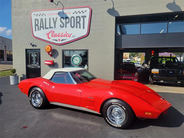 1974 Chevrolet Corvette (CC-1531350) for sale in Canton, Ohio