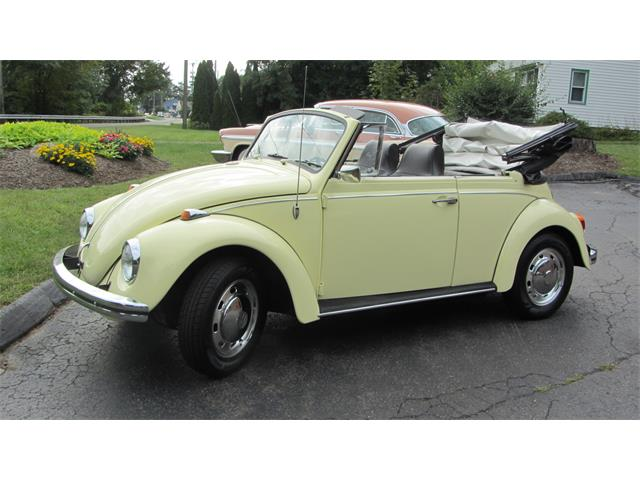 1969 Volkswagen Beetle (CC-1531358) for sale in Branford, Connecticut