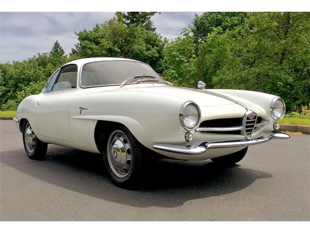 1961 Alfa Romeo Giulia Sprint Speciale (CC-1531359) for sale in Portland, Oregon