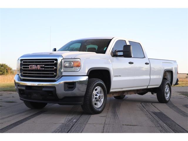 2015 GMC 2500 (CC-1530136) for sale in Clarence, Iowa