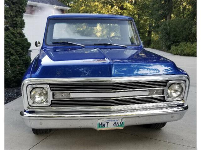 1969 Chevrolet C10 (CC-1531364) for sale in St. Francois Xavier , Manitoba