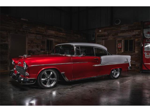 1955 Chevrolet Bel Air (CC-1531374) for sale in Springfield, Missouri