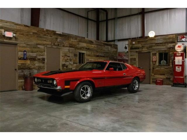 1972 Ford Mustang (CC-1531377) for sale in Springfield, Missouri