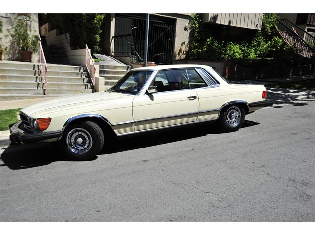 1980 Mercedes-Benz 450SLC (CC-1531382) for sale in Los Angeles, California