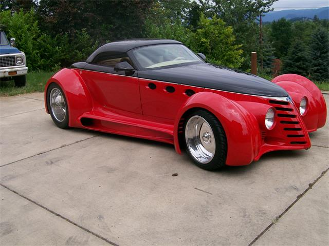 2000 Plymouth Prowler (CC-1531383) for sale in Eugene, Oregon
