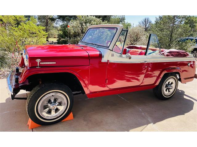 1967 Jeep Jeepster (CC-1531384) for sale in Carlsbad, New Mexico