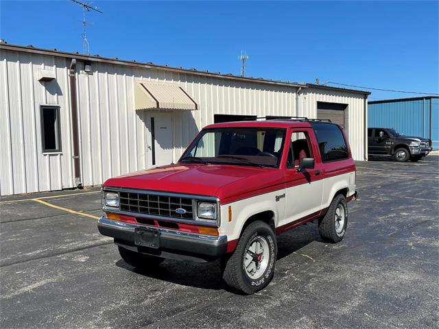 1988 Ford Bronco II (CC-1531395) for sale in Manitowoc, Wisconsin