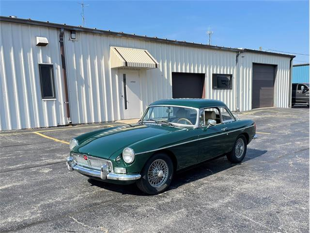 1980 MG MGB (CC-1531396) for sale in Manitowoc, Wisconsin