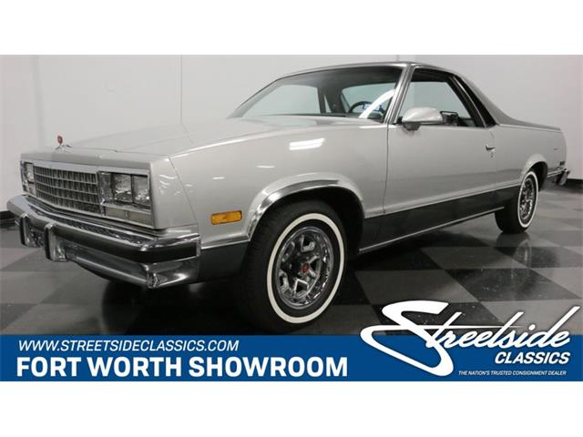 1986 Chevrolet El Camino (CC-1531402) for sale in Ft Worth, Texas