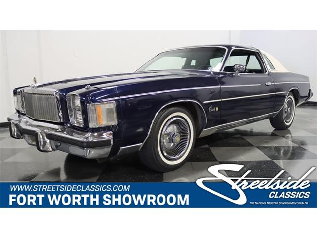 1979 Chrysler Cordoba (CC-1531405) for sale in Ft Worth, Texas