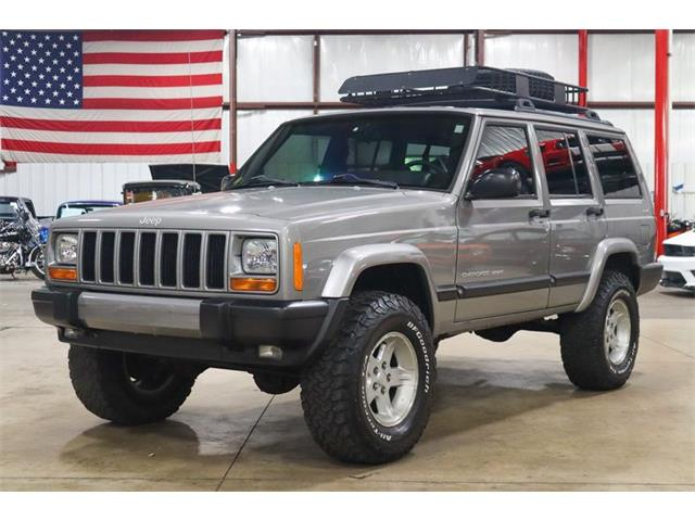 2001 Jeep Cherokee (CC-1531412) for sale in Kentwood, Michigan