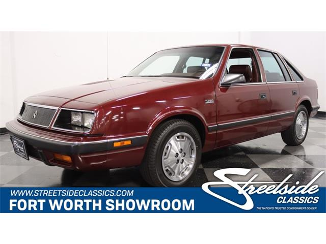1987 Chrysler LeBaron (CC-1531413) for sale in Ft Worth, Texas