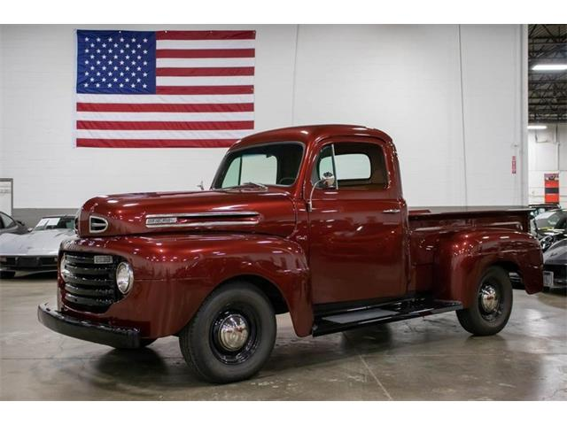 1950 Ford F1 (CC-1531424) for sale in Kentwood, Michigan