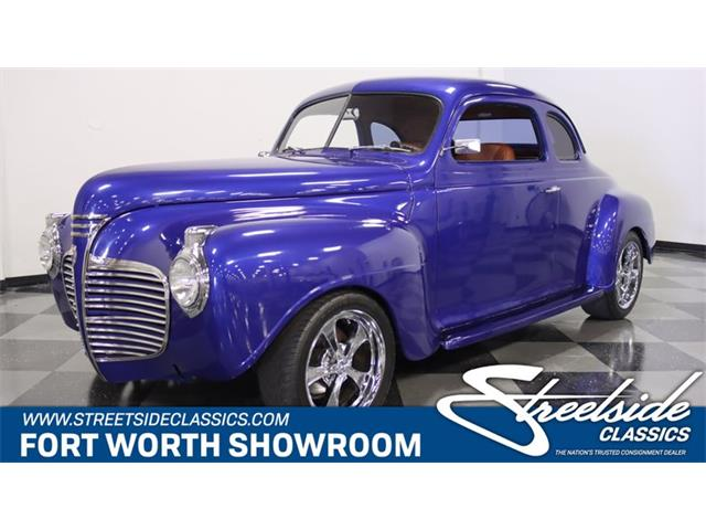 1941 Plymouth Special (CC-1531425) for sale in Ft Worth, Texas