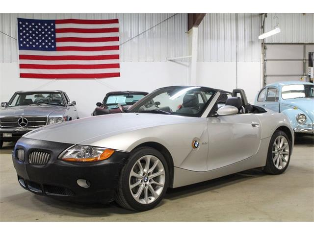 2003 BMW Z4 (CC-1531428) for sale in Kentwood, Michigan