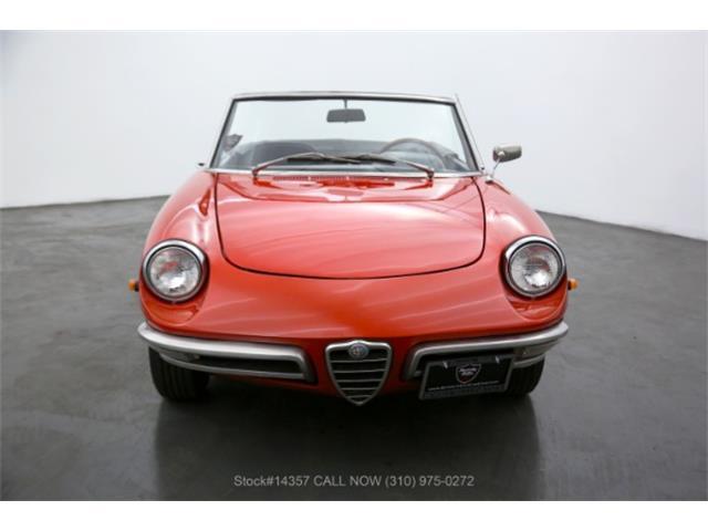 1969 Alfa Romeo 1750 Spider Veloce (CC-1531439) for sale in Beverly Hills, California