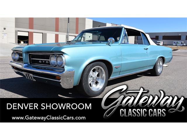 1964 Pontiac GTO (CC-1531440) for sale in O'Fallon, Illinois