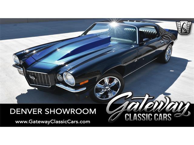1971 Chevrolet Camaro (CC-1531444) for sale in O'Fallon, Illinois