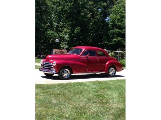 1948 Chevrolet Stylemaster (CC-1531446) for sale in Cadillac, Michigan
