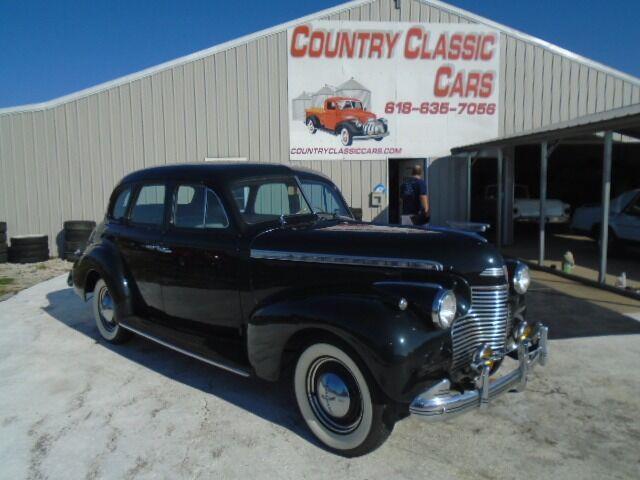 1940 Chevrolet Special Deluxe (CC-1531448) for sale in Staunton, Illinois