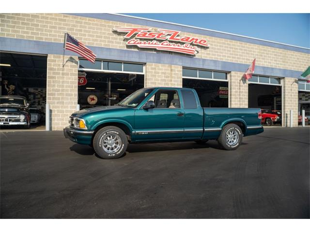 1997 Chevrolet S10 (CC-1530145) for sale in St. Charles, Missouri