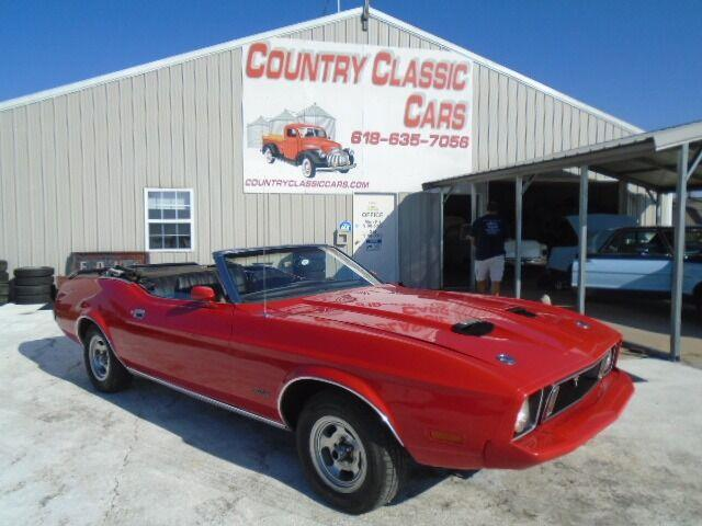 1973 Ford Mustang (CC-1531452) for sale in Staunton, Illinois