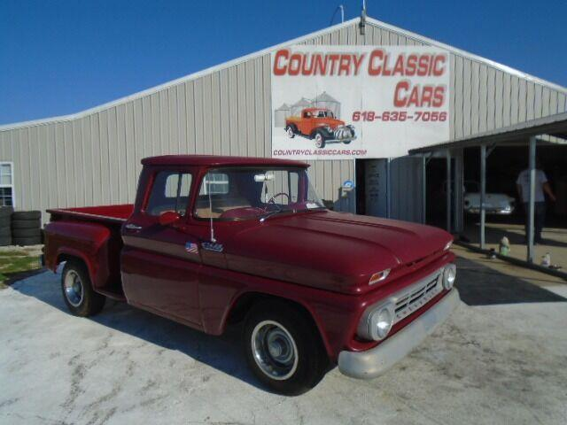1962 Chevrolet C10 (CC-1531455) for sale in Staunton, Illinois