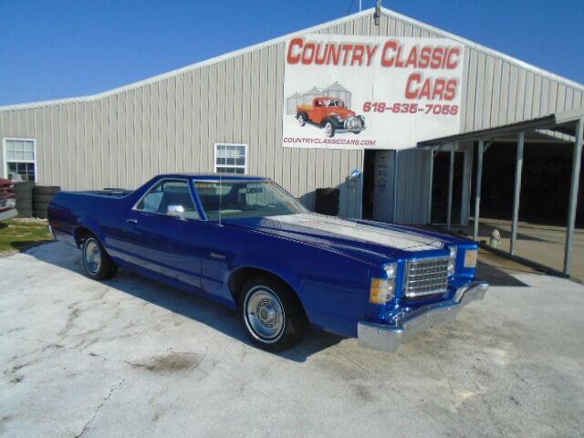 1977 Ford Ranchero (CC-1531456) for sale in Staunton, Illinois