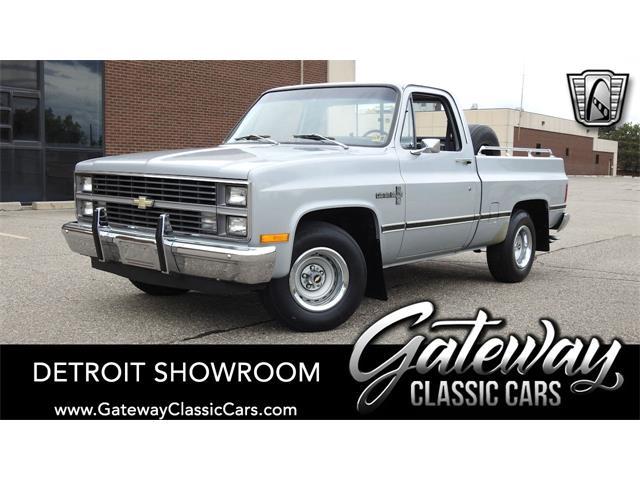 1983 Chevrolet C10 (CC-1531457) for sale in O'Fallon, Illinois