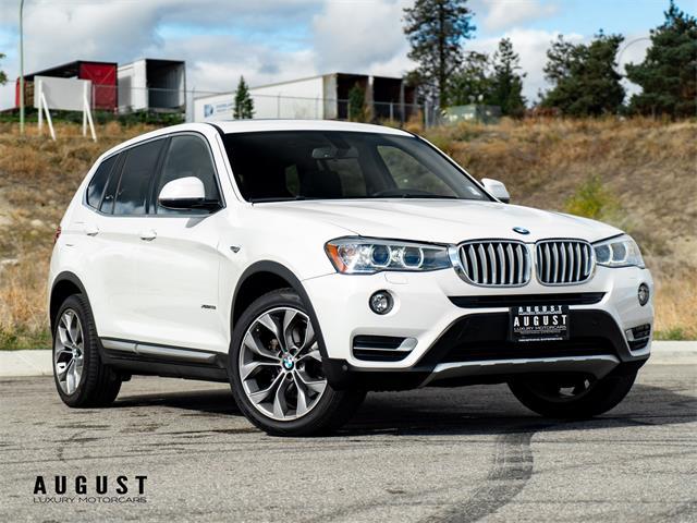 2015 BMW X3 (CC-1531462) for sale in Kelowna, British Columbia