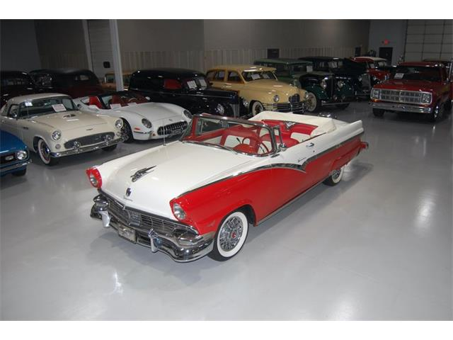 1956 Ford Fairlane (CC-1531463) for sale in Rogers, Minnesota