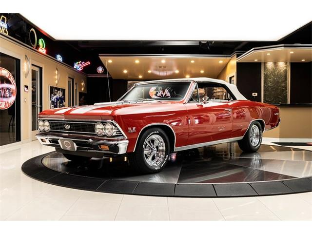 1966 Chevrolet Chevelle (CC-1531464) for sale in Plymouth, Michigan