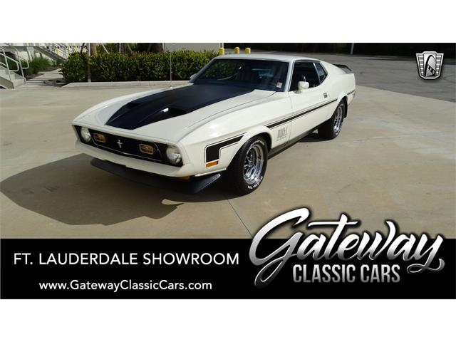 1971 Ford Mustang (CC-1531466) for sale in O'Fallon, Illinois