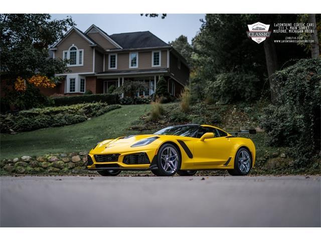 2019 Chevrolet Corvette (CC-1531469) for sale in Milford, Michigan