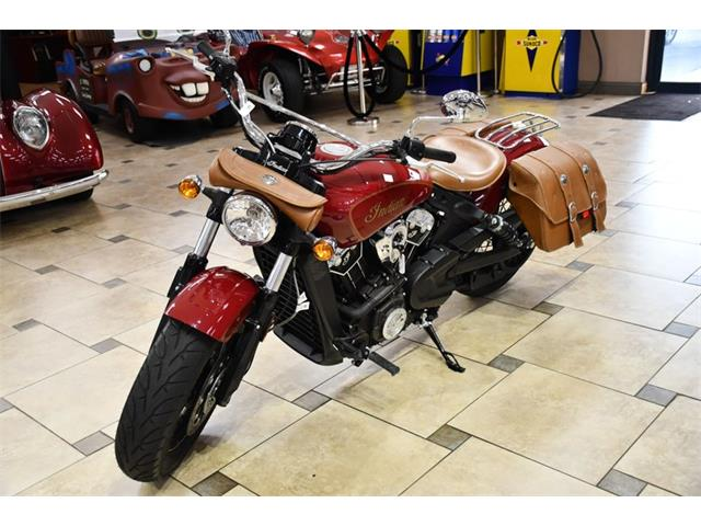 2020 Indian Scout (CC-1531473) for sale in Venice, Florida