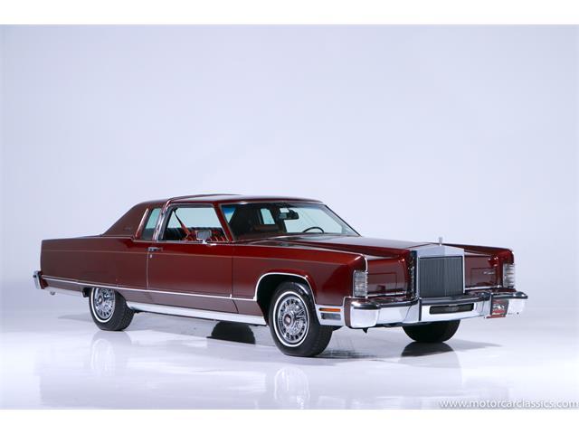 1977 Lincoln Continental (CC-1531486) for sale in Farmingdale, New York