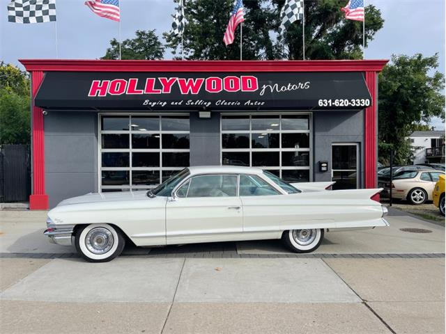 1961 Cadillac Coupe (CC-1531505) for sale in West Babylon, New York