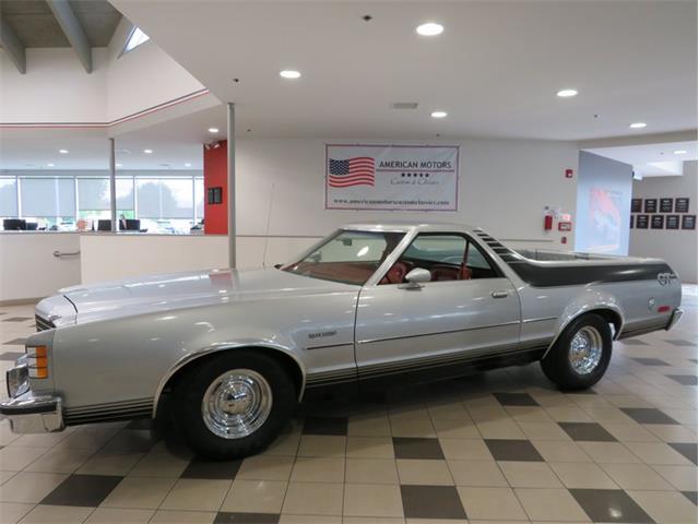 1978 Ford Ranchero (CC-1531509) for sale in San Jose, California