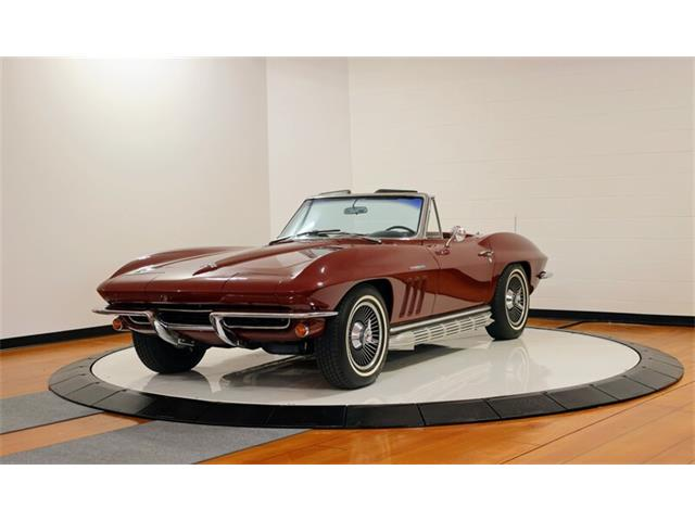 1965 Chevrolet Corvette (CC-1531514) for sale in Springfield, Ohio