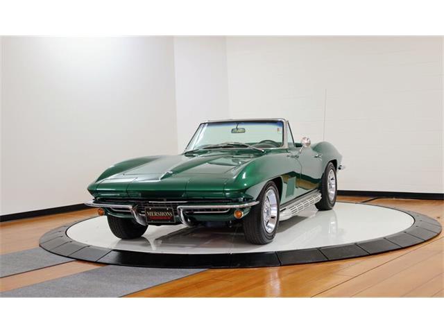 1967 Chevrolet Corvette (CC-1531515) for sale in Springfield, Ohio