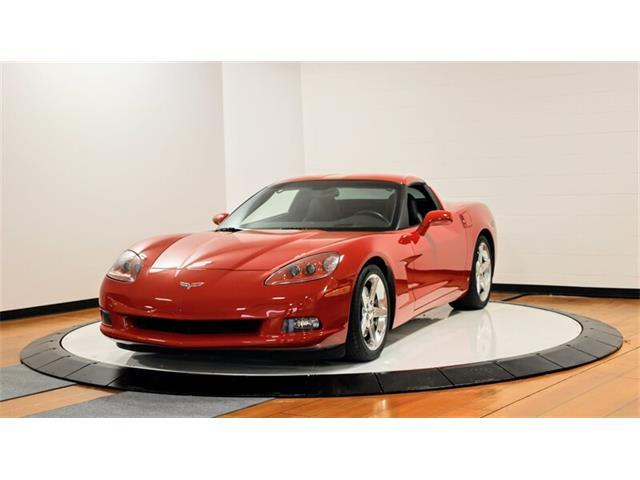 2006 Chevrolet Corvette (CC-1531516) for sale in Springfield, Ohio