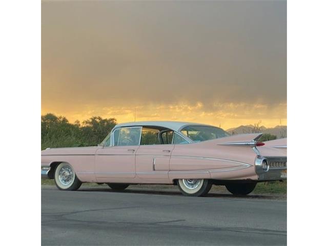 1959 Cadillac Fleetwood (CC-1531518) for sale in Cadillac, Michigan