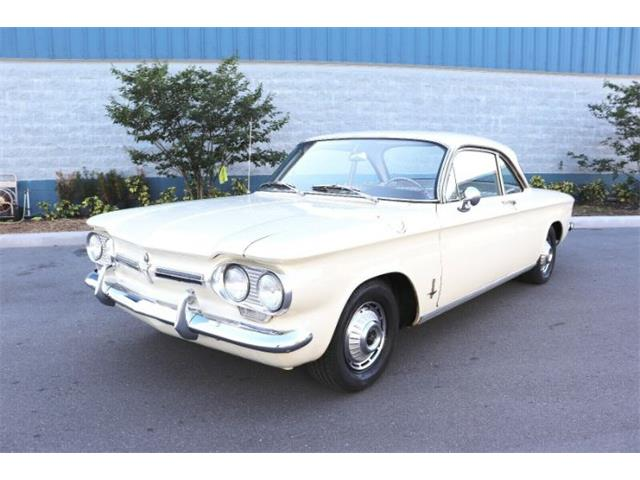 1962 Chevrolet Corvair (CC-1531519) for sale in Cadillac, Michigan