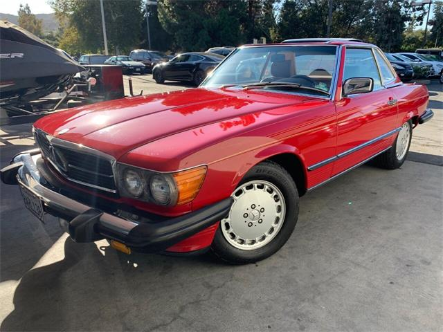 1987 Mercedes-Benz 560 (CC-1531524) for sale in Thousand Oaks, California